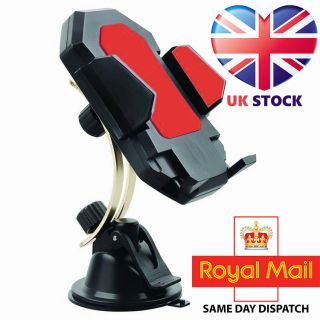 Strong Arm Car Smartphone Holder with Dashboard Disk for Iphone XR XS X 8 7 6
